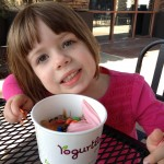 Frozen Yogurt!
