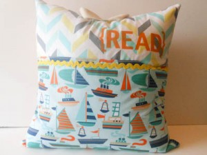 Travel Pillow Cover - $14