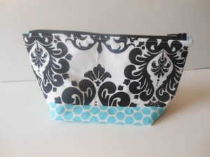 Small Zippered Bag - $8